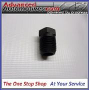 Blanking Plug 1/4 NPT Thread Acetyl Material Fuel Air Water